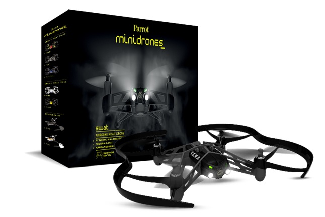 ParrotAirborne Night Drone