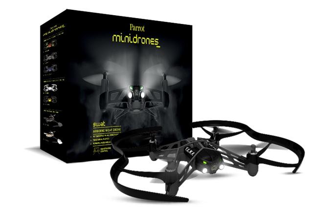ParrotAirborne Night Drone
