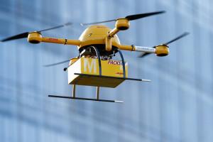 Singapore, la posta la consegnano i droni