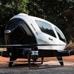 Ehang 184 drone passeggeri