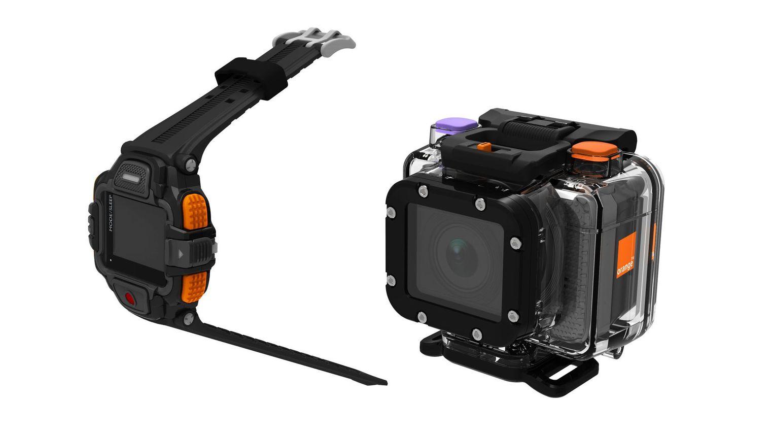 Orange 4G cam