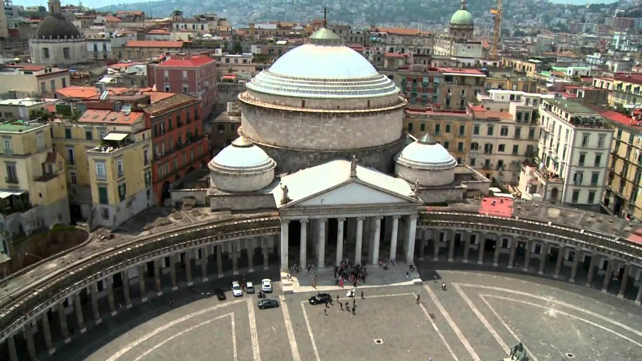 Droni in Mostra Napoli