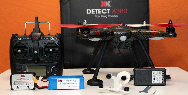 XK Detect X380
