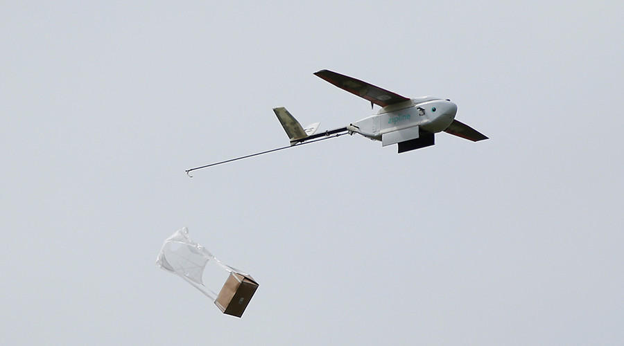 Droni Zipline