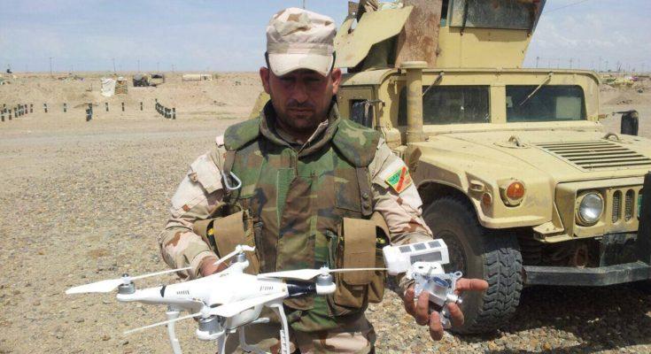 Iraq Drone